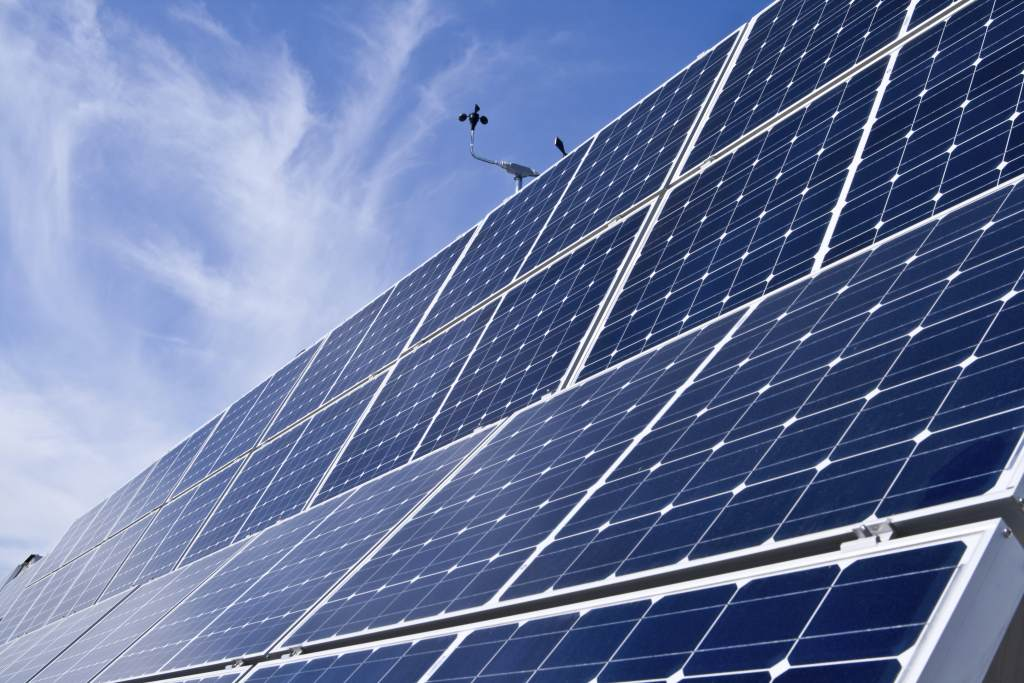 Solar Panels Harnessing The Unlimited Power Of The Sun