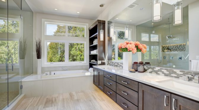 Bathroom design trends Myrtle Beach